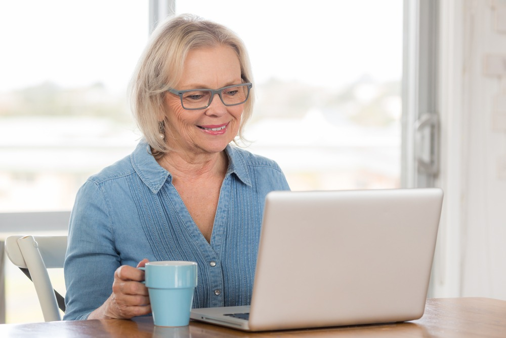 Online dating over 60