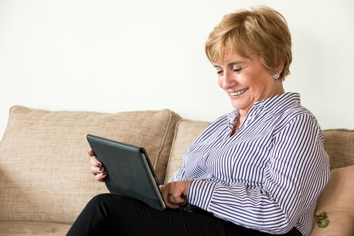 Dating for over 60s online